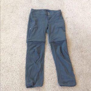 Columbia Omni-Shield Hiking Pants Size 4 Short